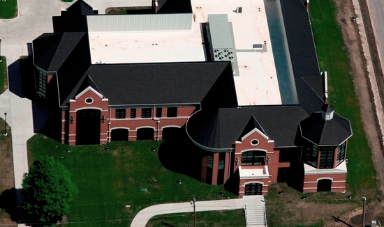 Grand View University Roofing Project