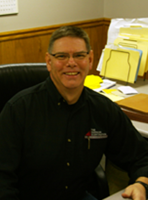 Roger Cox - Sales Manager for The Duerson Corporation